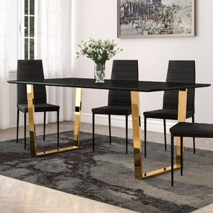 Gold Dining Tables You Ll Love