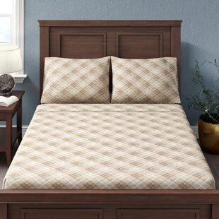 Carone 100% Cotton Flannel Sheet Set