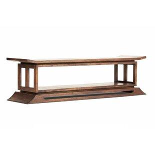 Brayden Studio Cecere Wood Bench