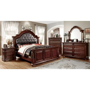 Wanda Panel Configurable Bedroom Set