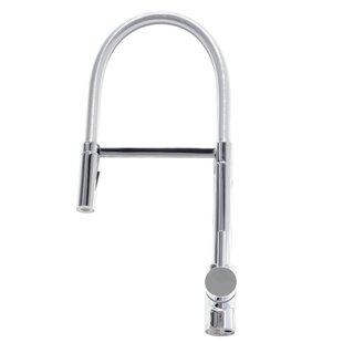 Ancona Barista Pull Down Single Handle Kitchen Faucet