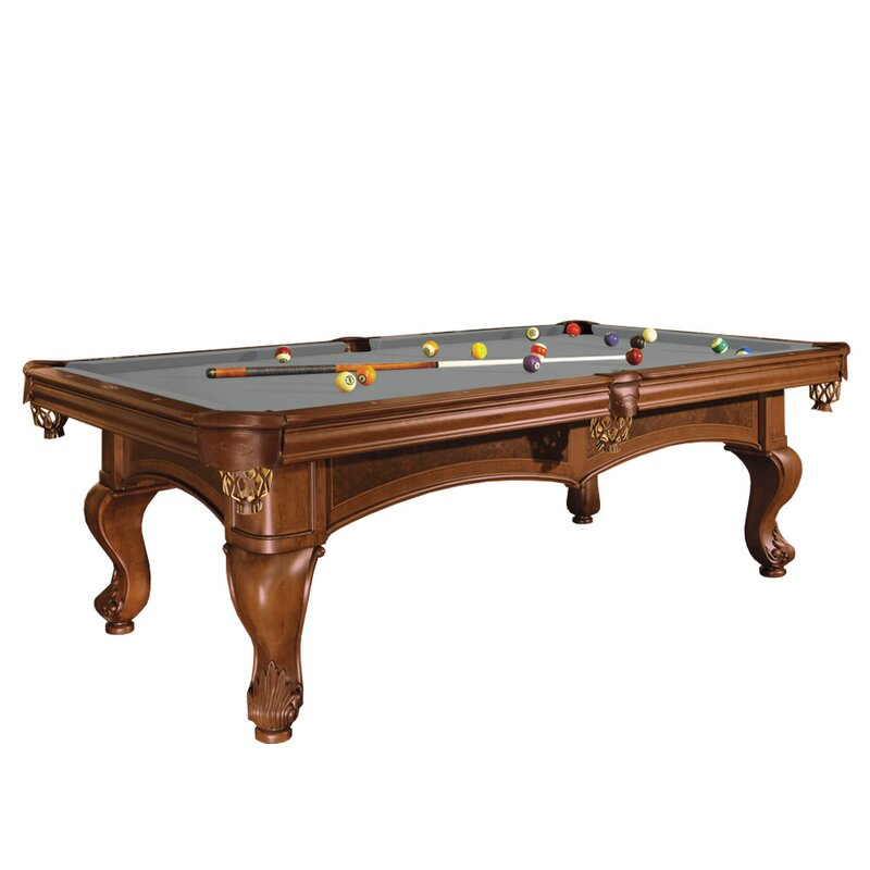 Brunswick Billiards Santini 8.5' Slate Pool Table With