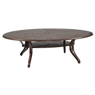 Woodard Casa Dining Table