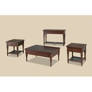 Pacheco 3 Piece Coffee Table Set Canora Grey