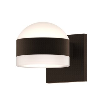 Find Algarin 2-Light LED Outdoor Armed Sconce By Latitude Run