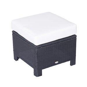 Foot Stool with Cushion