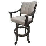 Olivios Swivel Counter & Bar Stool by Winston Porter