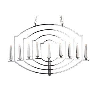 CWI Lighting Calhoun 9-Light Kitchen Island Pendant