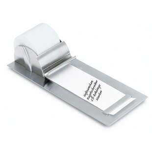 Muro Notepaper Roll Holder by Blomus
