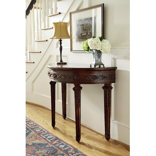 Biltmore Demilune Console Table