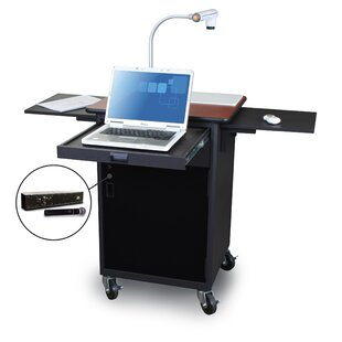 Vizion Instructor Series AV Cart by Marvel Office Furniture