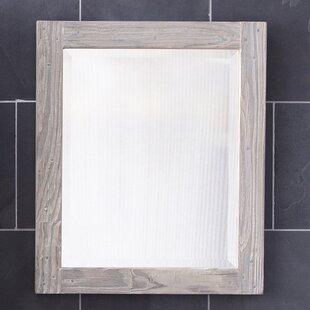 Americana Bathroom Mirror By Native Trails, Inc.