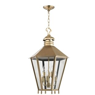 Affordable Price Ericson 6-Light Outdoor Hanging Lantern By Darby Home Co