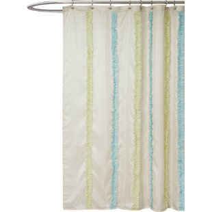Best Price Aria Shower Curtain BySpecial Edition by Lush Decor