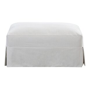 Check Prices Carly Ottoman ByWayfair Custom Upholstery™