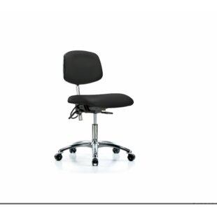 Symple Stuff Rhea Desk Height Ergonomic O..