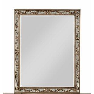 Affordable Hogan Makeup/Shaving Mirror ByRosdorf Park