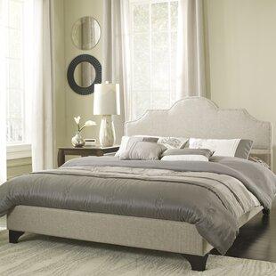 Eco-Lux Upholstered Platform Bed