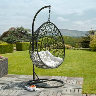 Retreat Hanging Chair With Stand Image