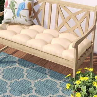 Sarver 52 Indoor/Outdoor Bench Cushion