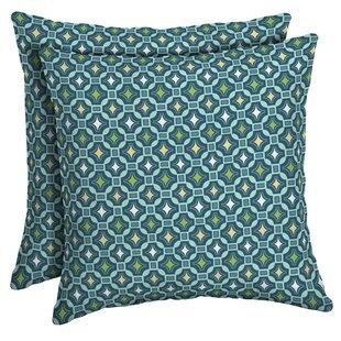 Espey Outdoor Throw Pillow (Set of 2)