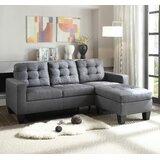 Haysi Sofa by Ivy Bronx