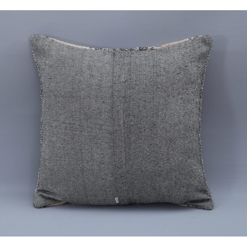 Foundry Select Gurganus Square Wool Pillow Cover And Insert Wayfair