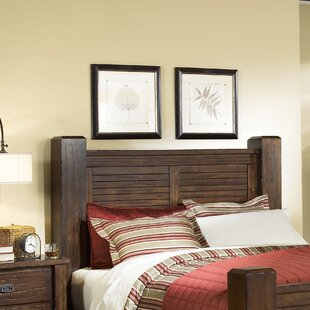 Bison Ridge Panel Headboard