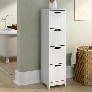 120x30cm Free Standing 4-Draw Unit By House Of Hampton