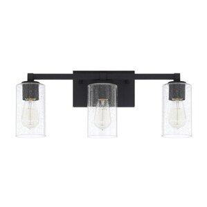 Bathroom Vanity Lights Farmhouse rustic & farmhouse vanity lights you'll love | wayfair