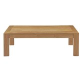 Barrera Solid Wood Coffee Table