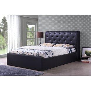 Hodedah Upholstered Platform Bed