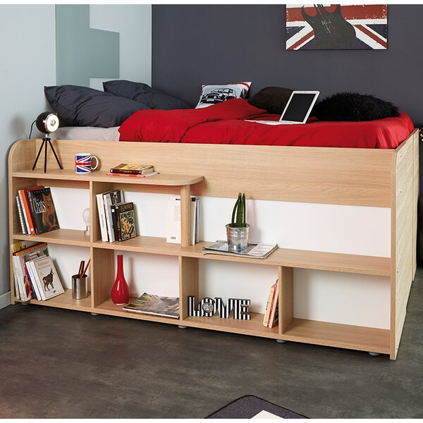 Bon Viv + Rae Lamont Storage Platform Bed | Wayfair