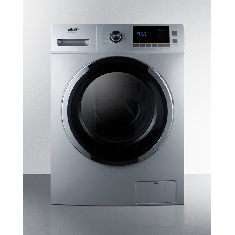 4100ab094f14 Summit Appliance Summit 2 cu. ft. All In One Combo Washer and ...