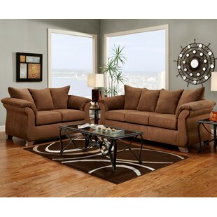 Wildon Home ? Carter 2 Piece Living Room ..