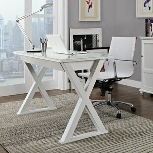 Read Reviews Montclair Campaign Writing Desk by Latitude Run