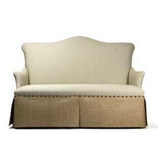 Seater Skirted Sofa by Zentique