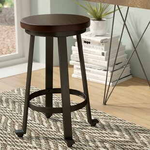 Dube 23.5 Bar Stool (Set of 2) Brayden Studio