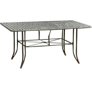 Doric Metal Dining Table b..