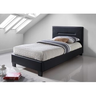 Cardello Upholstered Bed Frame By Mercury Row