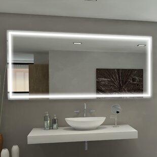 Shop For Harmony Illuminated Bathroom / Vanity Mirror ByParis Mirror