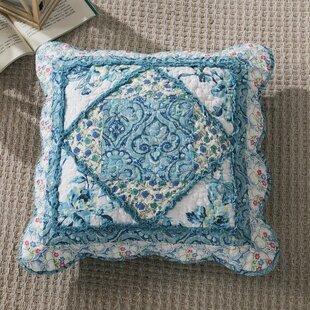 Petal Dance Cotton Pillow Cover (Set of 2)