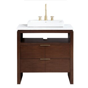 Hallmark 33 Single Bathroom Vanity Set by Ivy Bronx
