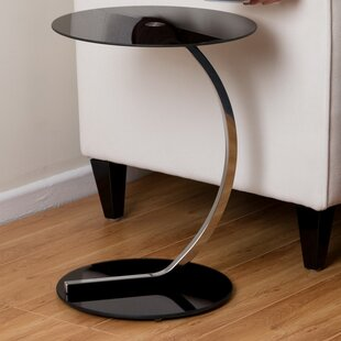 Black wire side table wayfair keyboard keysfo