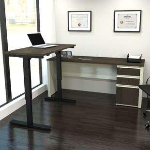 Kenworthy Workstation Desk with Table