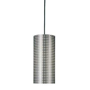 George Kovacs by Minka Grid 1-Light Cylinder Pendant