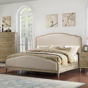 Compare Clintwood Upholstered Panel Bed by Three Posts Reviews (2019) & Buyer's Guide
