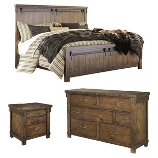 Pudsey Standard Configurable Bedroom Set by Three Posts