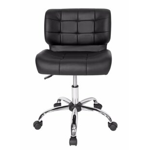 Delvecchio Task Chair by Orren Ellis Spacial Price