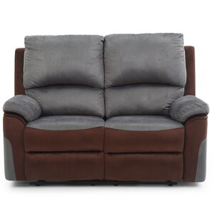 Winborne Reclining Loveseat by Darby Home Co